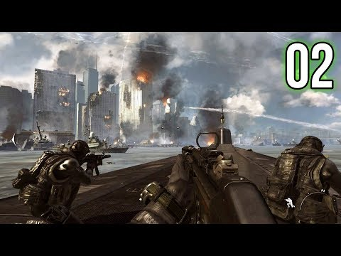 Modern Warfare 3 Campaign - Part 2 - Taking Back New York City