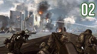 Modern Warfare 3 Campaign - Part 2 - Taking Back New York City
