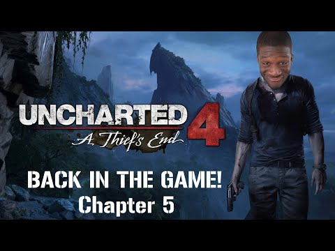 Uncharted 4: Sam & Alcazar Seek Their ''Ambition'' Walkthrough (Part 4)