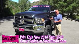Final Build-A-RAM Product at Dave Smith Motors