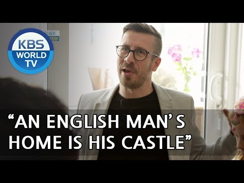 """Michael """"An English man's home is his castle"""" [One Night Sleepover Trip/ 2018.05.08]"""