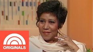 See Aretha Franklin On TODAY In 1990   TODAY