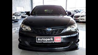Автопарк Subaru Impreza 2007 года (код товара 22465)