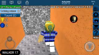 ROBLOX ( flood floor)