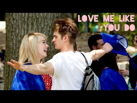 Andrew Garfield & Emma Stone I Love Me Like You Do