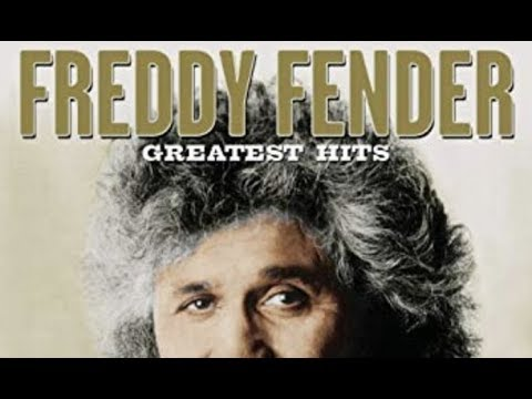 Freddy Fender - Crying Time