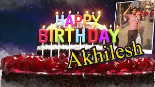 Happy Birthday Akhilesh