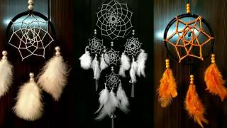 DIY Dream catcher | how to make a dream catcher