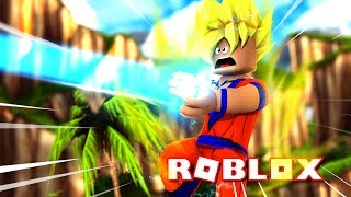 Roblox - ESCAPE DO KAMEHAMEHA GINGANTE !!