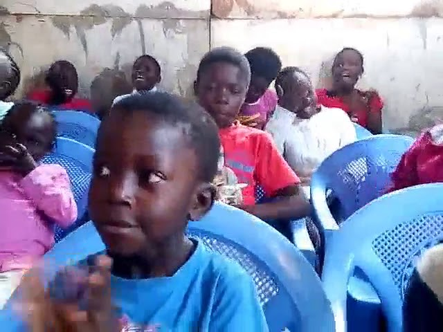 GMFC Kibera Slum Sunday School Children