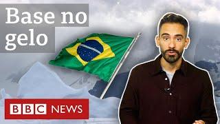 Por que o Brasil – e o mundo – querem um pedaço da Antártida?
