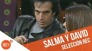 REC | Salma Hayek y David Copperfield en Viva el Lunes