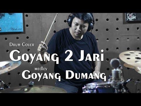 Goyang 2 Jari & Goyang Dumang   Ska Reggae   Drum Cover