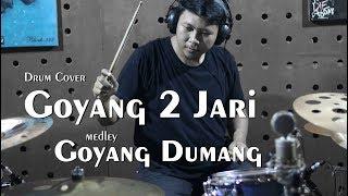 Download Goyang 2 Jari & Goyang Dumang | Ska Reggae | Drum Cover Mp3