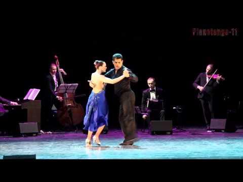 Ruben & Sabrina Veliz and Solo Tango Orquesta (A. Agri - Jacinto Chiclana) Planetango-11