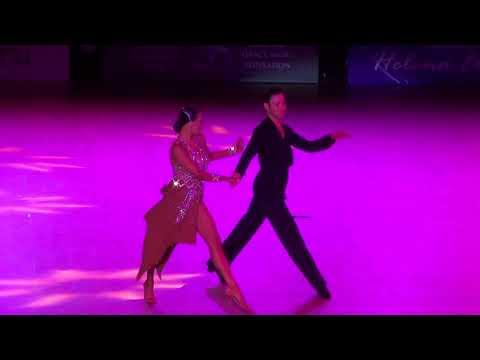 Belorukov - Teleshova Rumba Presentation Professional Latin RDU Championship 2018