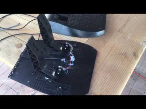 Thrustmaster T80 for PS4 pedal fix (probably a good fix for others too)
