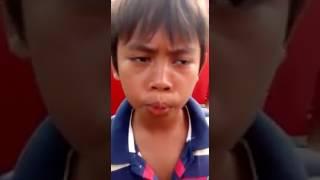 Skill unik, suara anak menirukan suara burung