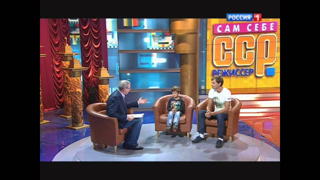 5-летний мотогонщик из Минска выиграл в рубрике Слабо программы Сам Себе Режиссер