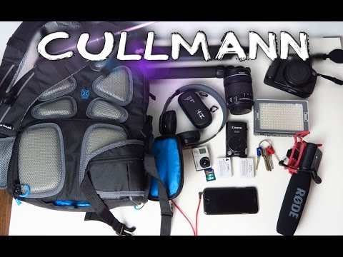 Рюкзак для фото-видеооборудования Cullmann ULTRALIGHT sports DayPack 300
