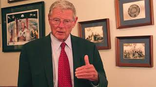 Inhofe Reacts to the President Signing the Perkins CTE Act