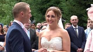 Fern & Robert's Wedding day
