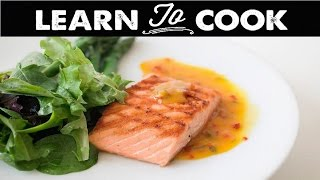 How To Cook Seared Salmon