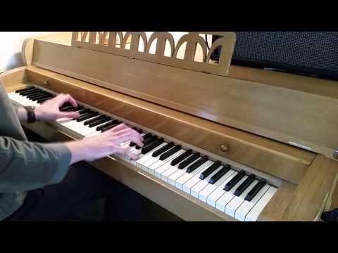 Alice in chains - Rooster - Piano