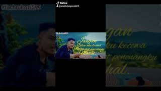 Tik tok anak bujangamakk ( story wa keren obat penenangku mahal)