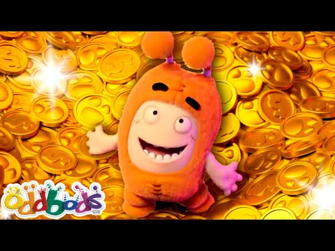 Oddbods  🔴  FOOD PRANKS GONE WRONG | Cartoons For Kids