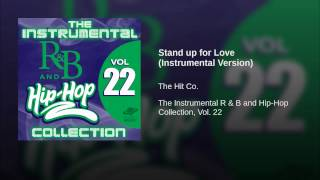 Stand up for Love (Instrumental Version)