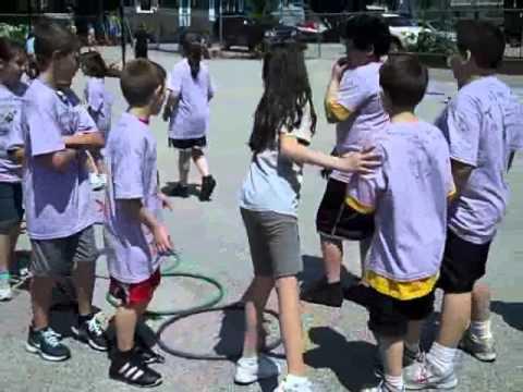 Thornton Elementary School celebrates field day, 6/15/2011