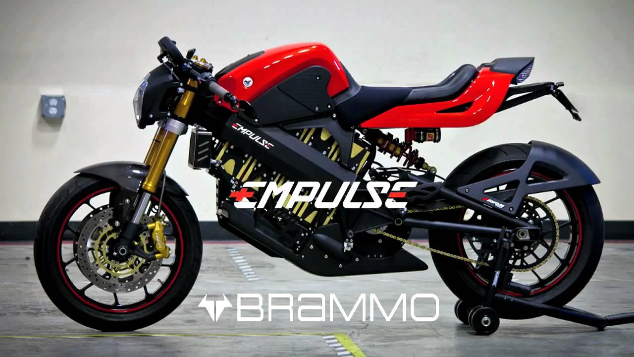 brammo empulse electric motorcycle 100mph 100mile range. Black Bedroom Furniture Sets. Home Design Ideas