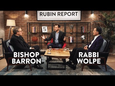 A Bishop and a Rabbi Discuss Religion, the Enlightenment, and Finding Meaning