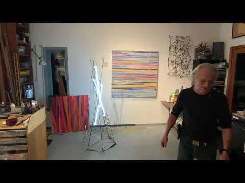 Philip Vaughan: His Work and Studio