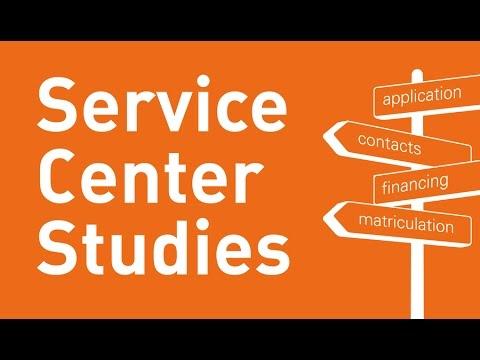 The ServiceCenterStudies at TU Dresden