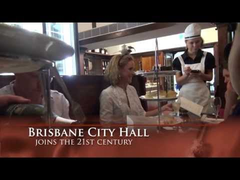 Brisbane City Hall, Brisbane Museum, Queensland, Australia