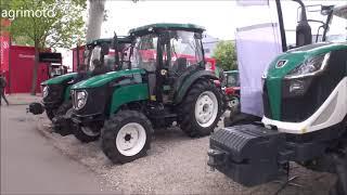 the arbos 2020 tractors