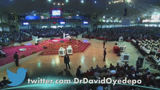 Bishop David Oyedepo-Walking in Financial Dominion 1