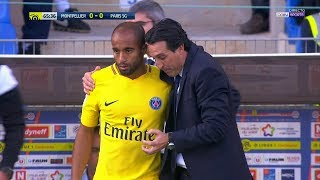 Lucas Moura vs Montpellier (23/09/17) HD 1080i by Yan