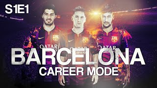 FIFA 15: Barcelona Career Mode - Episode #1 - FIFA 15 IS HERE!!