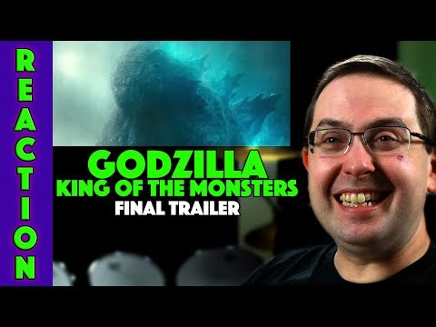 Play REACTION! Godzilla: King of the Monsters Final Trailer - Millie Bobby Brown Movie 2019