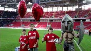 Детский спорт. Российские спортсмены передают эстафету