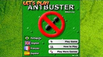 Antbuster V1.2k ~ Walkthrough lvl 87