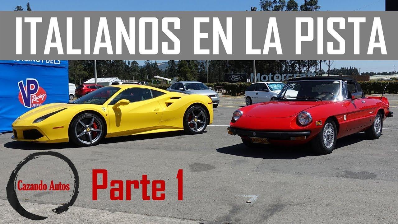 Super carros en la pista | Los mejores autos de Colombia en el autodromo de Tocancipa