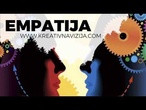 // EMPATIJA // Ko su empate i znaci empatije - Kreativna Viz