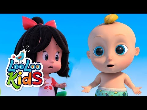 Cantec nou: Hickory Dickory Dock - Educational Songs for Children | LooLoo Kids