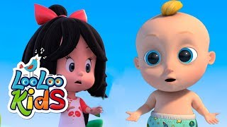 Hickory Dickory Dock - Educational Songs for Children | LooLoo Kids