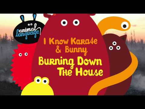 I Know Karate & Bunny - Burning Down The House (2CV Remix)