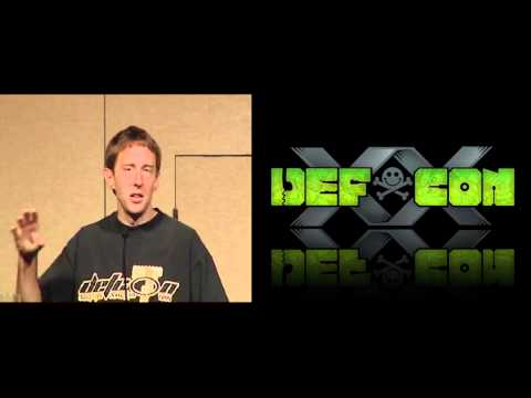 DEF CON 20 Hacking Conference Presentation By Kevin Poulsen   Kevin Poulsen Answers Your Questions